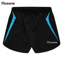 Wholesale Men s new Casual shorts beach shorts quick drying shorts male lightweight breathable loose shorts Muaone