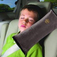 Wholesale Children Car Safety Belt Shoulder Pad Pillow Protect Harness Shoulder Pad adjust Vehicle Seat Belt Cushion for Kids