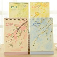 Wholesale quot Nature Song quot pc to Desk Calendar Scheduler Planner Agenda Memo To Do List Diary Checklist Pocket Notebook Gift