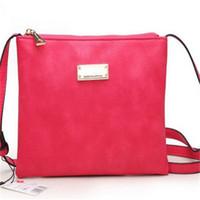 Wholesale N756 Top Quality Fashion Generous Women Handbag Shoulder Bags Satchel Tote Purse Frosted PU Leather Bag