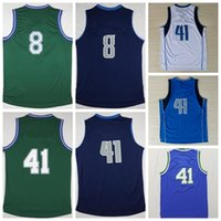 basket ball size - Classical Basketball Jerseys Men Sport Unfiorms With Player Name Team Logo Basket ball Throwback Shirt Green Blue White Size S XXXL