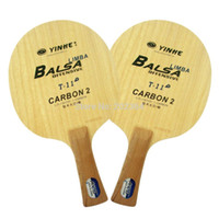 Wholesale Galaxy Milky Way Yinhe T T T11 Limba Balsa OFF Table Tennis Blade for PingPong Racket