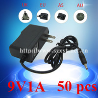 Wholesale v a power adapter volt mA power supply transformer with mm UK EU AS AU