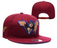 animated hat - HOT Sale New Arrival SUPER HERO Snapbacks Ball Cap Adjustable Sport Hats for Man Woman Baseball Caps Fashion Animated cartoon caps FREE