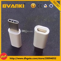 Wholesale Lower price micro usb c to type c For MACBOOK xiaomi C Letv Nokia N1 ZUK Z12 mobile LG Nexus X Huawei Nexus P