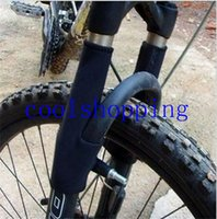 bicycle frame protectors - Road Bike Bicycle Cycling MTB Front Frame Fork Wrap Protective Covers Guard Protector
