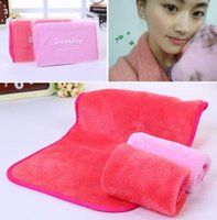 amazing towel - Flannel Amazing Makeup Eraser ECO Make Up Remover Towels Professional Makeup Cleaning Towel Remove Makeup with Water colors