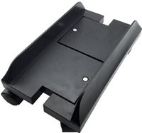 Wholesale Desktop computer main frame chassis bay chassis mobile cooling tray adjustable pulleys host host seat Black