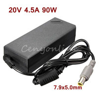 Wholesale Newest Replacement AC Adapter V A W Power Supply Battery Charger for IBM For Lenovo for Thinkpad X61 T61 R61 P Y
