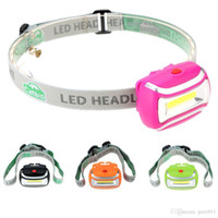 Wholesale 600Lm Waterproof W LED Headlight Headlamp Head Lamp Light For Bicycle Camping Hiking Black Orange Green Rose Red