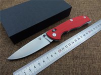 Wholesale Shirogorov tabargan f95 folding knife D2 blade G10 handle axis system outdoors Survival camping Tactical pocket utility knives EDC hand tool