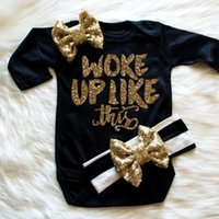 american ice cream - winter Toddler infant baby clothes rompers ice cream bottle jumpsuits newborn boys girls bodysuits outfits one piece children clothing