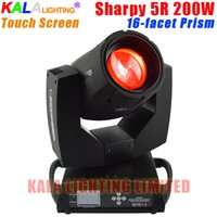 beam cost - High Cost performance DJ Disco Bar Stage Lighting Sharpy R W Touch Screen Key Button Moving Head Beam Light