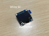 arduino led - quot white inch OLED module New X64 OLED LCD LED Display Module For Arduino quot IIC I2C Communicate
