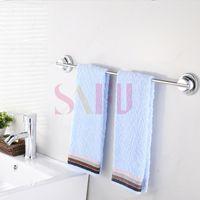 best towel bars - Creative design single towel bar with best sucker cheap towels rack bathroom accessories Towel rack lenth of cm