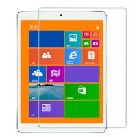 Wholesale Tempered Glass Screen Protector for Teclast X98 Air G X98 Plus X98 Pro T98 Tablet with Retail Package full tracking