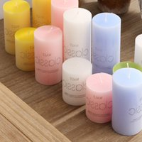 aromatherapy pillar candles - 12 Hours Scented Candles Candle With A Variety Of five different Fragrances Home Décor