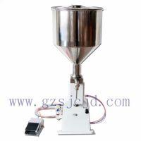 Wholesale A02 Manual Filling Machine Pneumatic
