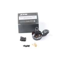 aircraft parts accessories - CCW CW KV Brushless Motor with Silver Black Color Cap Racing Drone Accessory Parts Model Aircraft Toy Quadcopter