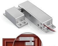 aluminum security gates - aluminum Fail Safe Door Gate Access Control Electric Magnetic Deadbolt Drop bolt Door Lock for home office security