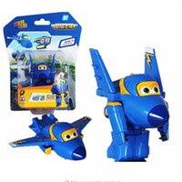 airplanes for sale - Best Sale Set Super Wings Mini Planes Deformation Airplane Robots Action Figures Transformation Toys For Boys Gifts