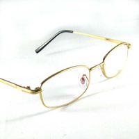 Wholesale Reading Glasses Eyeglasses Frames Eyewear Fashion Golden Presbyopia hyperopia Long Distance Vision Rx Optical