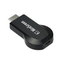 Wholesale DHL MiraScreen OTA TV Stick Dongle Better Than EZCAST EasyCast Wi Fi Display Receiver DLNA Airplay Miracast Airmirroring Chromecast