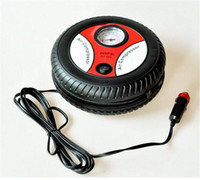 Wholesale Mini Car sport Tire Inflator Air Compressor Portable Pump auto car compressor with your braned and logo