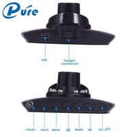 Wholesale mutltifunction dvr video recorder P inch vehicle car camera single lens vehicle car camera car dvr video recorder