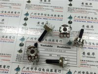 Wholesale vertical single league potentiometer B10K long handle MMF pr1vfa9 D B10K f y
