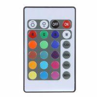 Wholesale DHL LED Controller V Wireless IR Remote RGB LED