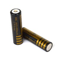 Wholesale High Quality Mah GTL Battery V Li ion Battery For LED Flashlight Rechargeable battery