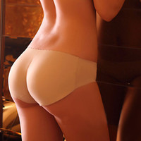 Wholesale new arrivel Fashion Lady Padded Seamless Butt Hip Enhancer Shaper Panties Underwear Briefs