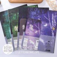 beautiful illustration - Creative Glow firefly Beautiful illustration envelopes paper stationary gifts supplies