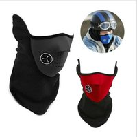 Wholesale 2016 Fashion Winter Outdoors Warm Bike Windproof Full Face Ski Masks Outdoor cycling face mask