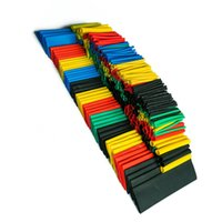Wholesale Colorful Assorted Heat Shrink Tube Colors Sizes Tubing Wrap Sleeve Set Combo