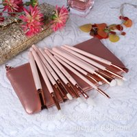 america rose - New rose gold eye makeup brush exports Europe and America explosive
