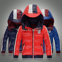 Wholesale Brand Jacket Baby Boy Children s brand winter parkas jackets kids outwear boy coat topolino baby clothing roupas infantis menina kid clothes