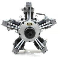 Wholesale 65CC Four Stroke Cylinder ASP FS400AR Glow Engine Air Plane Engine