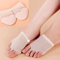 Wholesale Dance Toe Pad Practice Shoes foot Protection Dance Socks