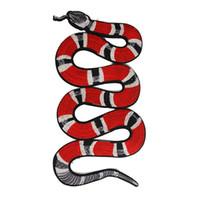 achat en gros de applique la broderie couture-Patrons de serpent Patches Décoration Broderie Couture Sur Patches Motifs Applique Accessoires de couture