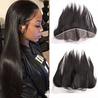 beauty parts - Pre Plucked Lace Frontal Closure Brazilian Human Hair Straight Freestyle ear to ear lace frontal Closure Hot beauty hair