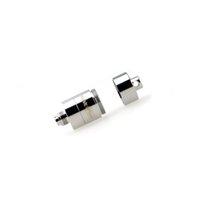 authorized dealer - Yocan Evolve Plus Quartz Dual Coils Ceramic Donut Coil Caps Authorized Dealer