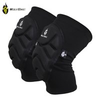 Wholesale Hot Sale Elastic Knee Pads Wolfbike Breathable Football Basketball Sports Leg Sleeve Kneepad Protector