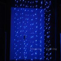 beads string curtain - US Plug G5 LED Icicle Light Curtain Lamp Light String for Wedding Celebration and Holiday W X3m LED Beads
