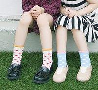 baby holiday socks - 15styles Baby socks thick years comfort soft children socks stripes dots fashion boys girls cotton spandex socks Holiday gifts