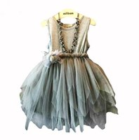 batik beach clothing - 2016 baby clothes girls dress summer outfits Lace Tutu Dresses Childrens Prubcess Sequins Dresses for Kids Clothing Party Dress