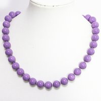 baking glass paint - Bohemia purple baking paint fashion glass shell pearl round beads mm hot necklace jewelry inch B1476