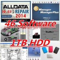 best auto repair - 2016 Best auto repair software alldata mitchell on demend software UltraMate elsa vivid workshop in GB HardDisk