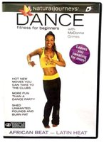 african beat - Dance Fitness For Beginners African Beat Latin Heat Disc US Version New